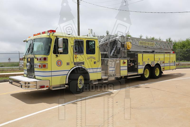 Connecticut Fire Academy Ladder 1