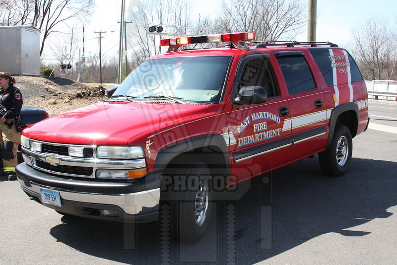 Former East Hartford, Ct Car 3 (Shift Commander)