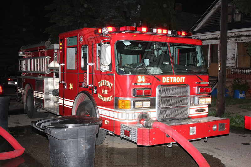 Detroit, MI Engine 34