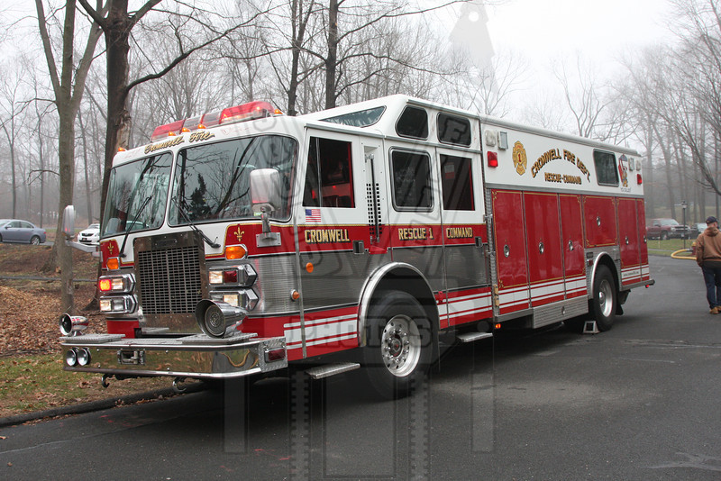 Cromwell, Ct Rescue 1
