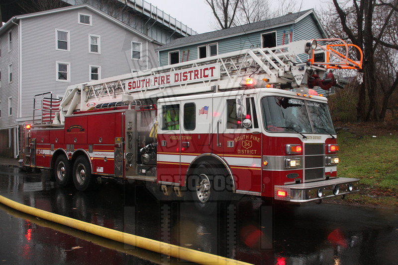 South District Truck 34 (Middletown, Ct)