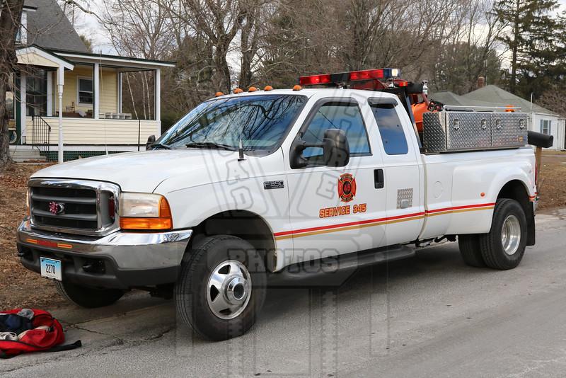 Staffordville (Stafford, Ct.) Service 345
