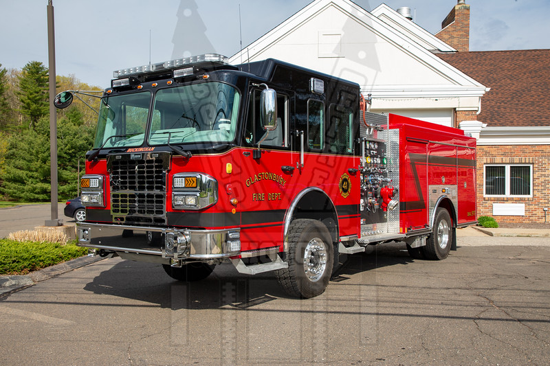 Glastonbury, Ct Engine 41