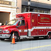 Boston W-25 Fireground Rehab Unit