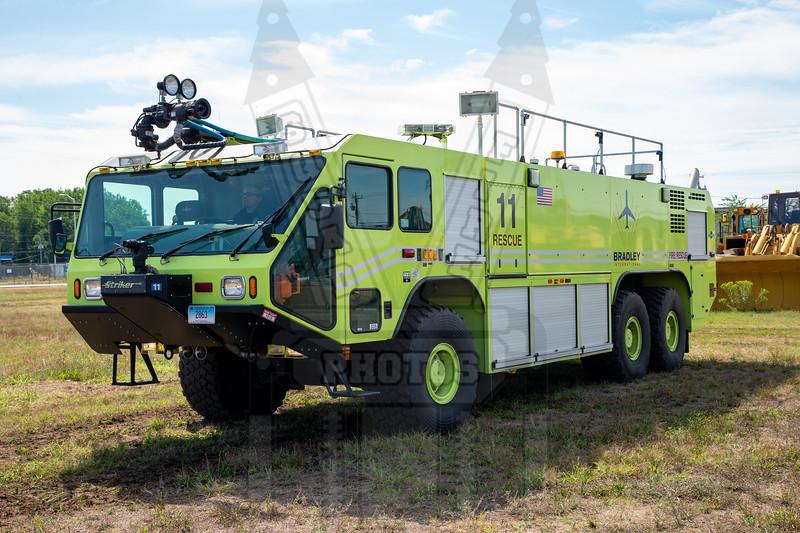 Bradley International Airport (Windsor Locks, Ct) Rescue 11
