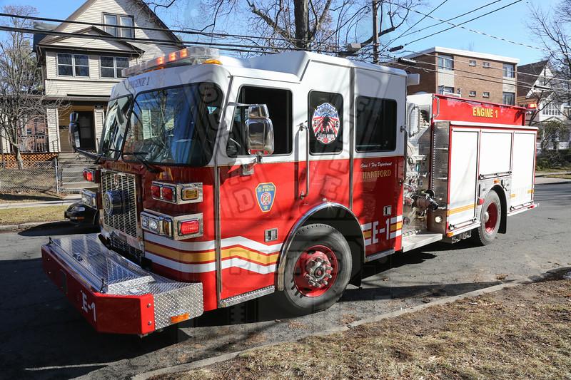Hartford, Ct Engine 1
