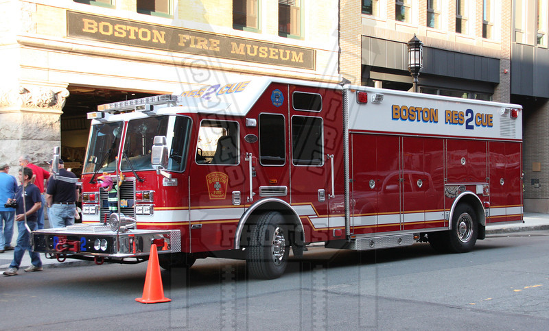 Boston, Ma. Rescue 2