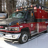 Mansfield, Ct Ambulance 507