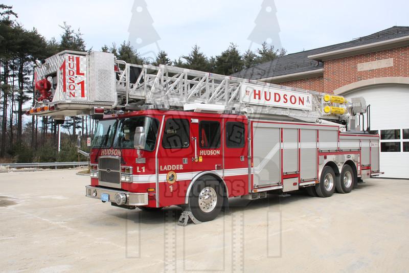 Hudson, Ma Ladder 1