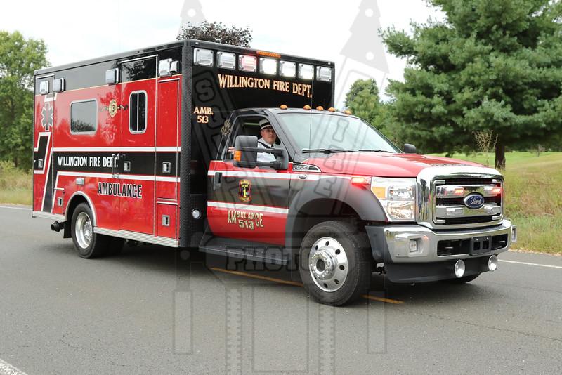 Willington, Ct. Ambulance 513