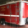 Ellington, Ct Marine Rescue trailer