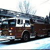 Older picture of Hartford, Ct Ladder 1. This company was disbanded.