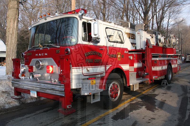 Andover, Ct Tower 115. Former Glastonbury, Ct Ladder 15
