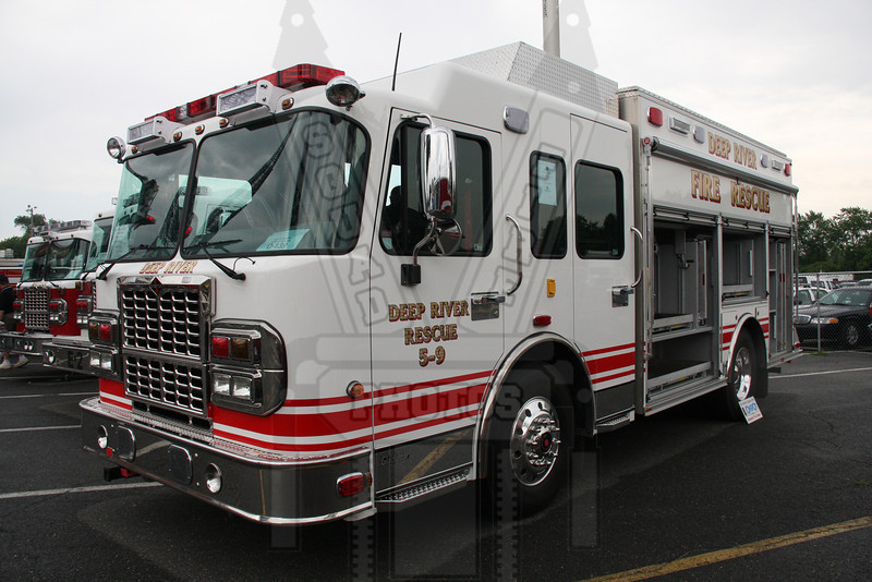 New Rescue for Deep River, Ct