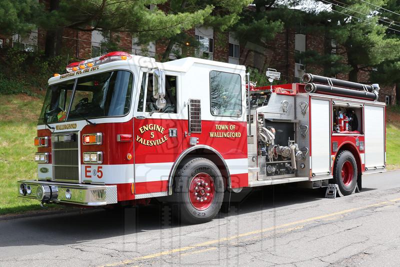 Yalesville (Wallingford, Ct) Engine 5