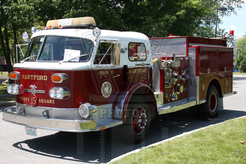 Former Hartford, Ct Engine 15