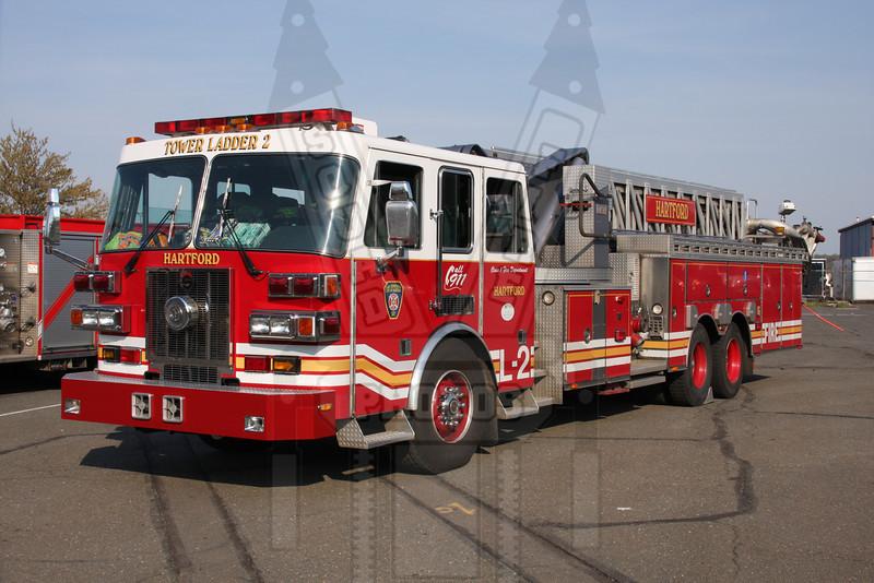 Hartford, Ct Ladder 2