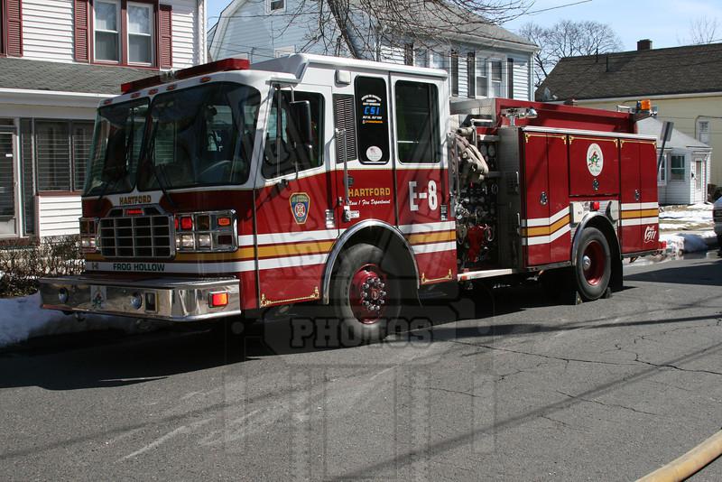 Hartford, Ct Engine 8