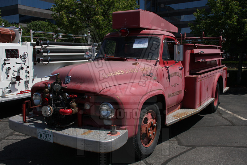 Former Engine co. for the Gardner State Hospital in Massachusetts.