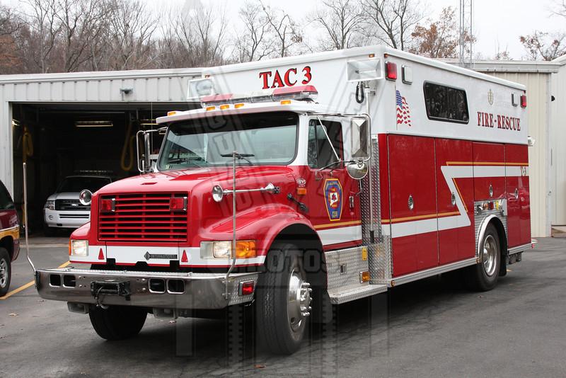 Tac 3 Uconn Health Center FD (Farmington, Ct)
