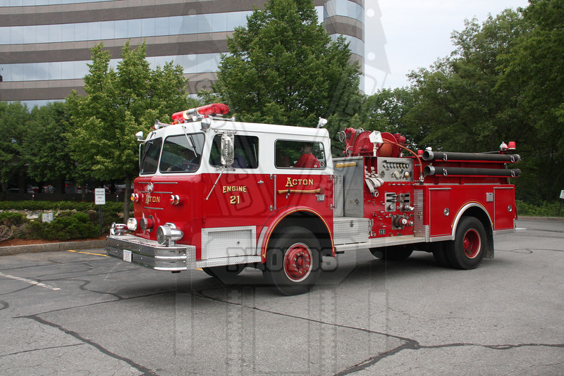 Former Acton, Ma Engine 21