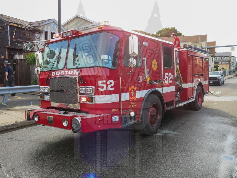 Boston, Ma. Engine 52