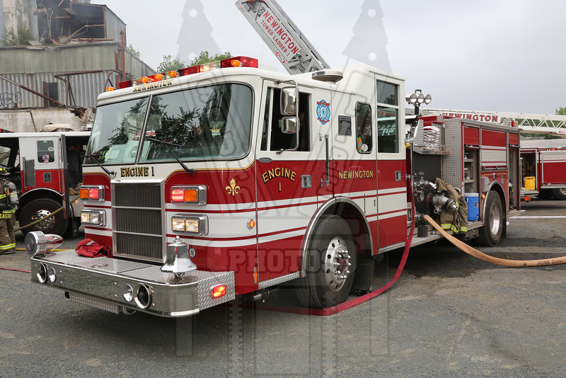 Newington, Ct Engine 1