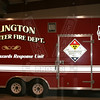 Ellington, Ct Haz Mat trailer
