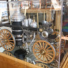 Exact replica of Columbia, SC apparatus that is located in their fire musuem.