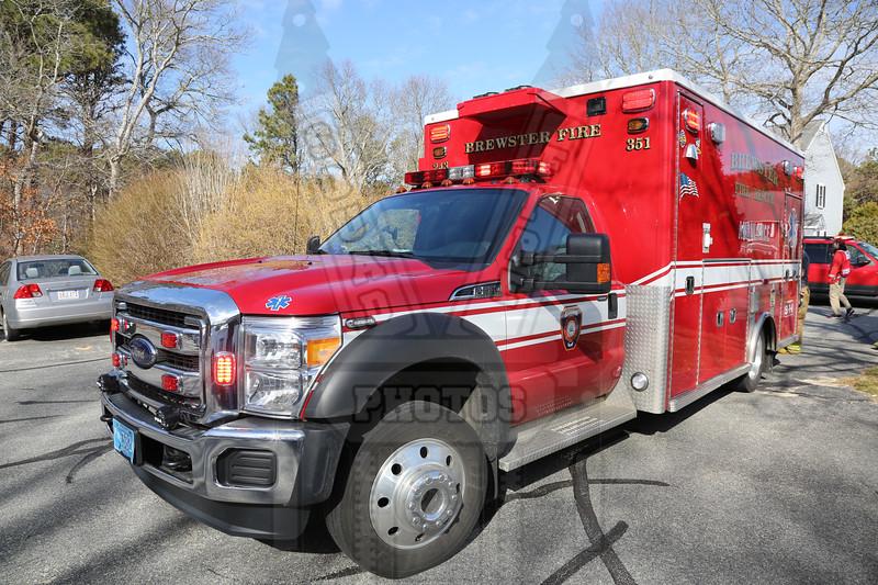 Brewster, Ma. Ambulance 351