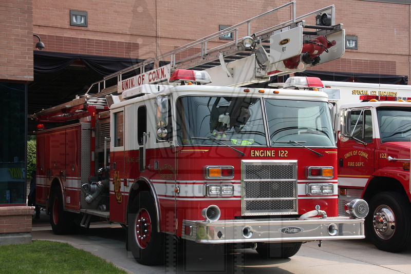 University of Connecticut ( Storrs campus) Engine 122