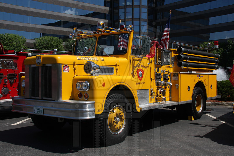 Former Milford, Ma Engine 3