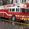 Tolland, Ct Truck 240. This is the former Berlin, Ct ladder co.