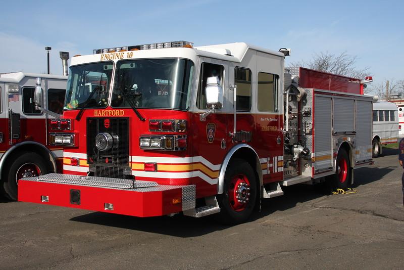 Hartford, CT Engine 10