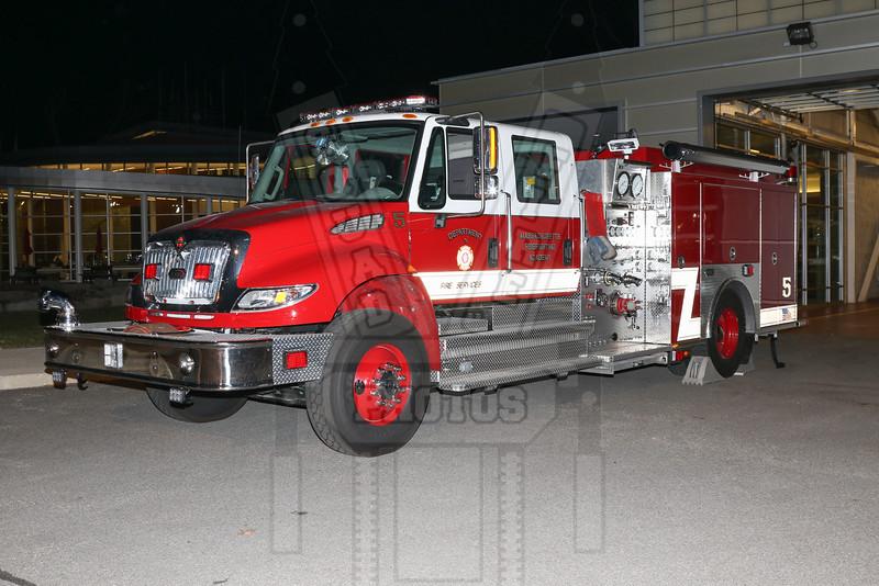 Massachusetts Fire Academy Engine 5