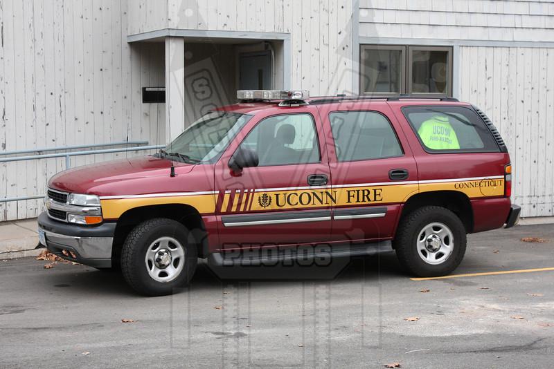 Command car Uconn Health Center FD (Farmington, Ct)