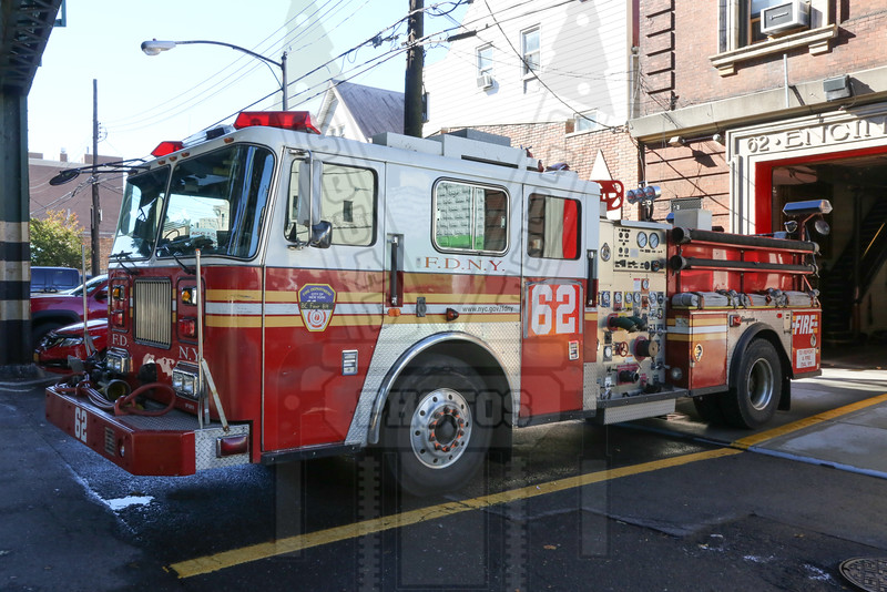 FDNY Engine 62 (spare)