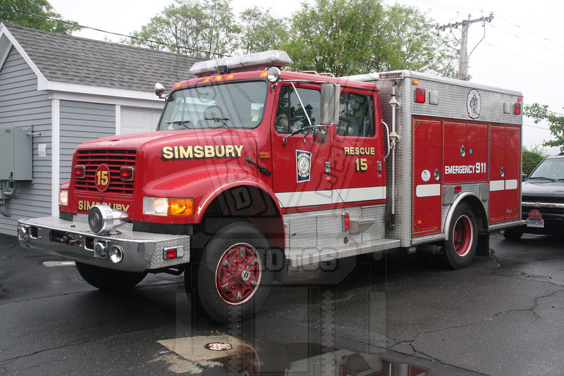 Simsbury, Ct Rescue 15