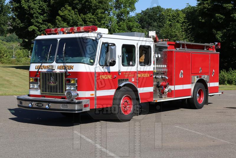 Meriden, Ct Engine 104 spare
