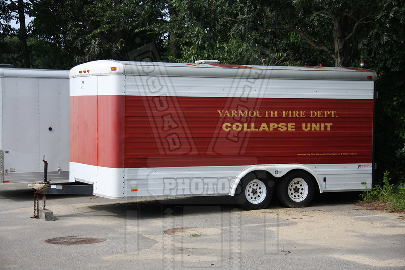 Yarmouth, Ma Collapse Unit Trailer