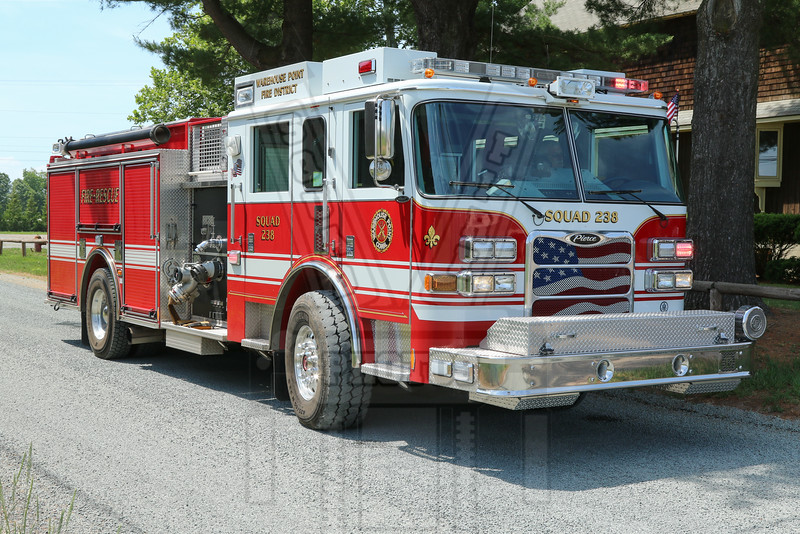 Warehouse Point (East Windsor, Ct.) Squad 238