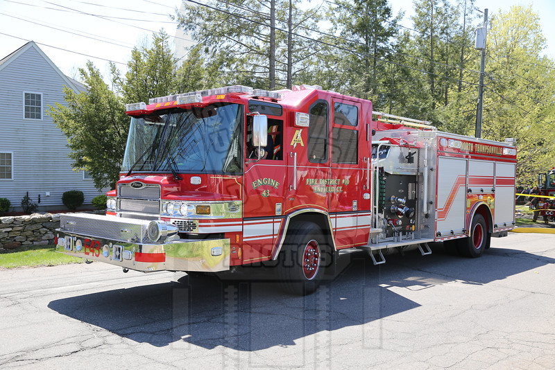 North Thompsonville (Enfield, Ct) Engine 43