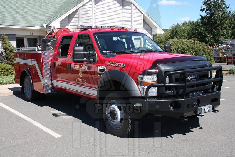 Cohanzie FD ( Waterford, CT) Forestry Unit