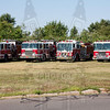 8th District Fire Dept. (Manchester, Ct) Engine's 1,2 3, and 4