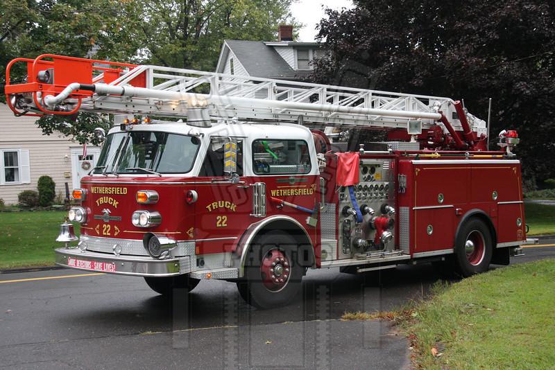 Wethersfield, Ct Truck 22
