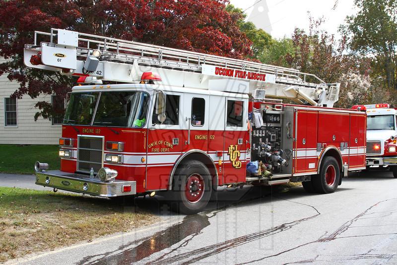 University of Connecticut (Storrs) Engine 122