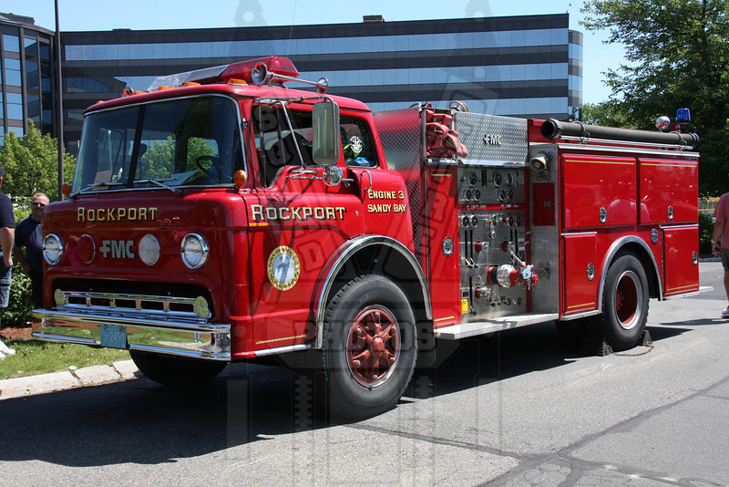 Rockport, Ma Engine 3