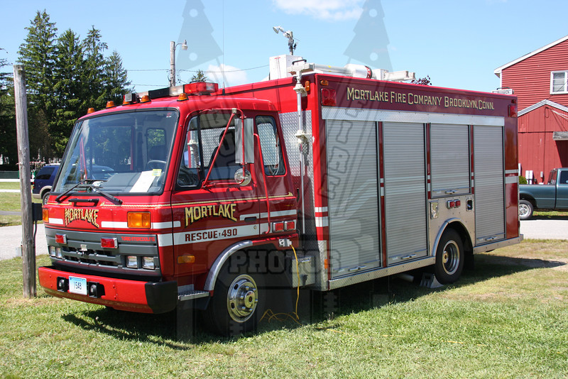 Mortlake Rescue 490 (Brooklyn, Ct)