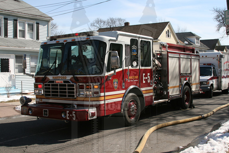 Hartford, Ct Engine 5