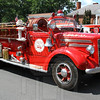 Trolley Museum of Connecticut (East Windsor, CT) fire engine